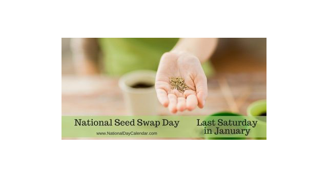 Master Gardener Annual Seed Swap