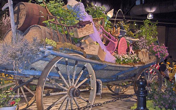 Philadelphia Flower Show to focus on water