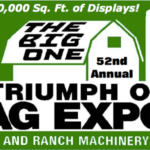 One of the Midwest's premier indoor farm events, the TRIUMPH OF AGRICULTURE EXPOSITION will be held Feb 28-March 1, 2018 at the CenturyLink Center - Omaha, 10th and Capitol Avenue, just off I-480.
