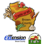 Get your tickets now to be part of the 5th Annual Brown County Taste of Wisconsin on Tuesday, February 27, 2018 from 5:30-8:00 PM at Rock Garden, 1951 Bond Street, Green Bay, WI.