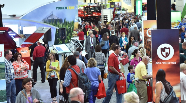Commodity Classic features 360+ exhibitors