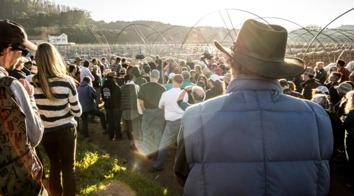 EcoFarm Bus Tour to visit organic farms