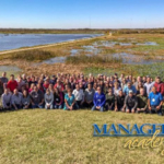 At the Orland Easterly Wetlands, attendees were able to focus on environmental stewardship and water quality management practices. (Courtesy of PDPW)