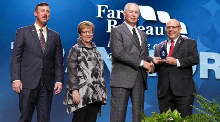 AFBF honors Dierschke with Founders Award