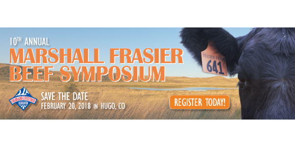 10th Annual Marshall Frasier Beef Symposium