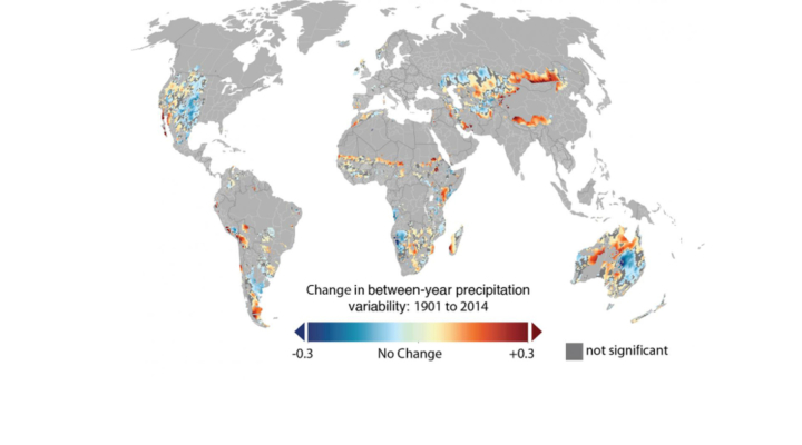 Grazing lands vulnerable to a changing climate