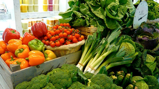 A booming organic sector