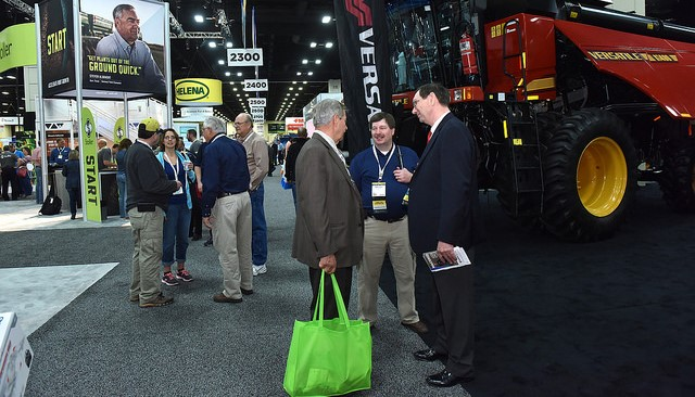 Networking at Commodity Classic
