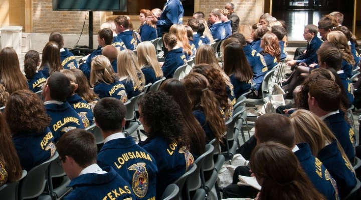 FFA members to celebrate National FFA Week