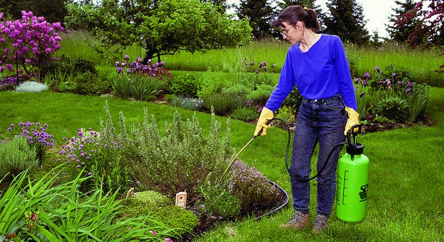 Pesticide applicator training in Vermont