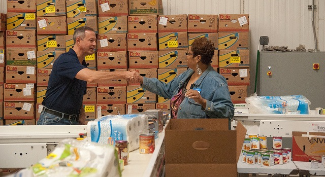 Research improves food bank effectiveness