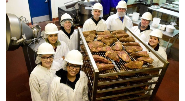 Meat science scholarship endowment created