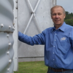 Jim Holte is a beef and grain farmer from Elk Mound, Wisconsin, and President of the Wisconsin Farm Bureau Federation. (Courtesy of WFBF)