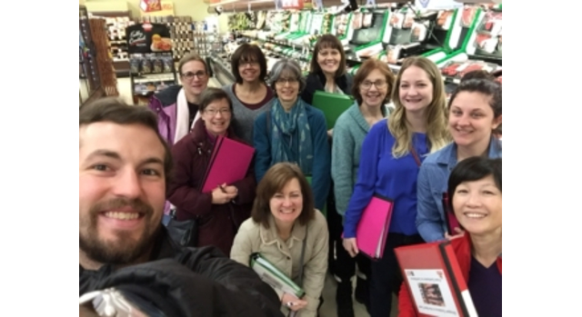 Central NY dietitians gain confidence at Meat Case