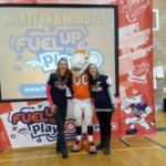 Fuel Up to Play 60 and a generous grant from the dairy farm families of Western Dairy Association are helping students make healthy choices at Peak to Peak Charter School in Boulder Valley School District. (Courtesy of Western Dairy Association)