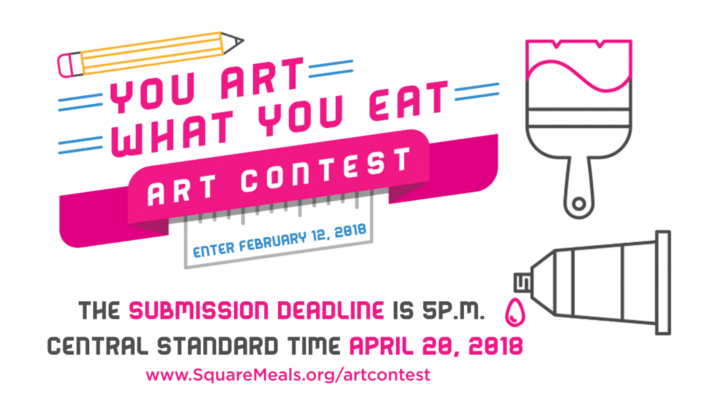 'You Art What You Eat!' Contest