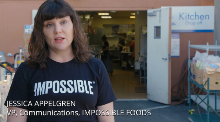 Impossible Foods launches food bank program