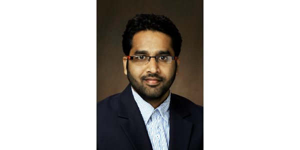 Prithviraj Lakkakula, research assistant professor, NDSU Agribusiness and Applied Economics Department. (NDSU photo)