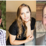 Saturday Morning Featured Panelists include Kevin Coffeen, Kelsey Hendrickson and Larry Meyer. (Courtesy of Wisconsin Holstein Association)