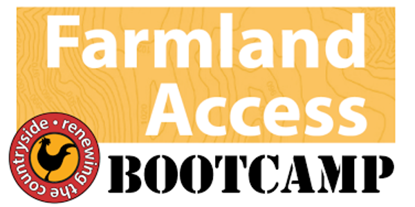 Farmland Access Bootcamp Feb. 22