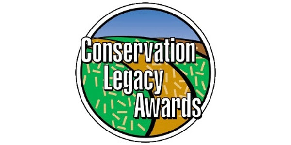Conservation Legacy Award winners