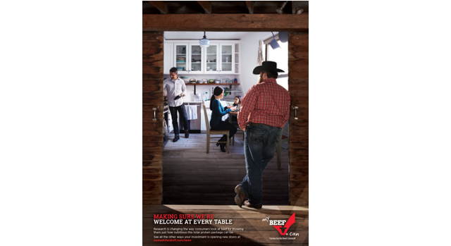Beef Checkoff launches new producer ad campaign