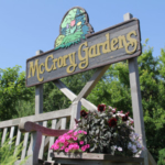 McCrory Gardens is maintained by professional staff under the authority of South Dakota State University, with more than 25 acres of gardens and 45 acres of arboretum. The gardens are funded primarily by donations from the Friends of McCrory Gardens, admission fees, other special gifts, and endowment returns. (Courtesy of SDSU)