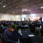 """The PDPW Business Conference gathered dairy farmers and industry for 26th annual professional development event themed ""Dairying to Thrive,"" Mar. 14-15 in Madison, Wis."" (Photo Credit: Joseph Opsal Photography)"