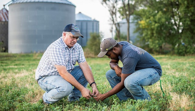 Supporting workforce development in agri-science