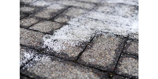 sidewalk salt