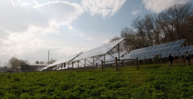 Dairy farm solar project fails to win support