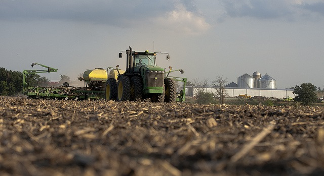 Soybeans top corn for first time in 35 years