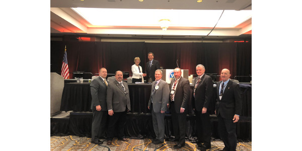 IL Pork leadership attends Pork Industry Forum