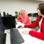 College Discovery Day at NCTA on March 5th will feature campus resources and Aggie Ambassadors. (Craig Chandler/NCTA Photo)