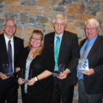 The annual awards recognize individuals who have made outstanding contributions to the overall agricultural industry, as well as the livestock, ethanol, ag media and agribusiness sectors. (Courtesy of Nebraska Corn Board)