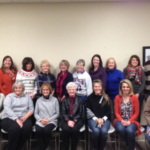 The 2016 Master Gardener class. (Courtesy of Iowa State University Extension and Outreach)