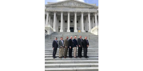 Ky. soybean leaders talk policy with US Senators, Congressmen