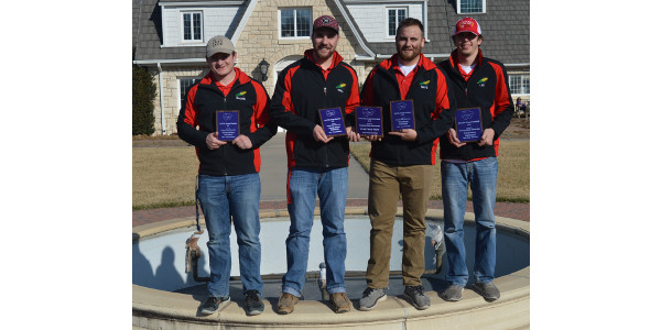 NCTA Aggies win K-State crops contest