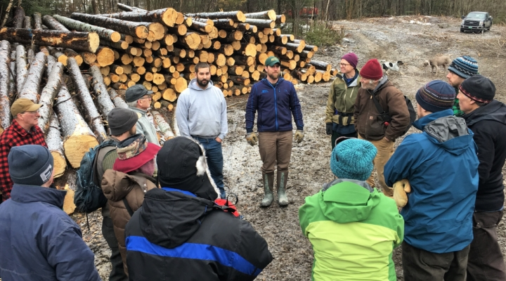 Diversified Land Management Tour held Feb. 24th