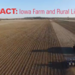 Every year the Iowa Farm and Rural Life Poll provides relevant information on agriculture and rural life in the state. (Screenshot from video)