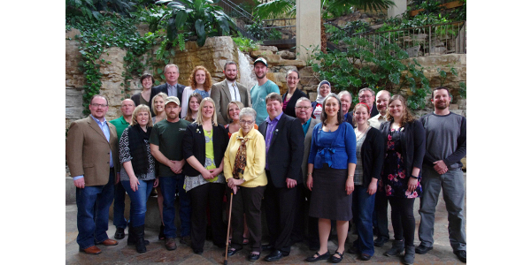 Wisconsin farmers represented at NFU Convention