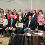 Group photo of award winners. (Photo credit: University of Missouri Extension)