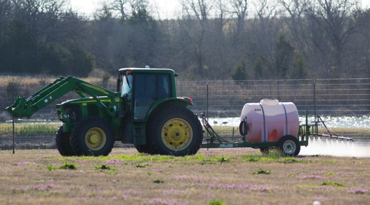Spring means weed, pest control for producers