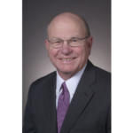 The National Pork Board honored Tom Baas as the recipient of its Distinguished Service Award during the National Pork Industry Forum in Kansas City. (Courtesy of National Pork Board)