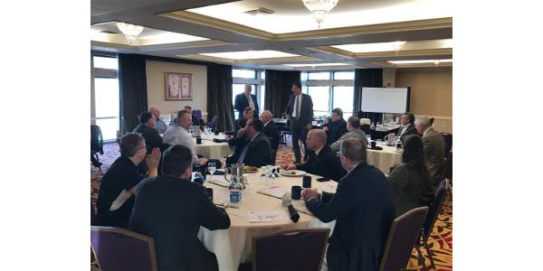 Colorado Livestock Association hosted its annual CLA Legislative Breakfast this past Wednesday in Denver. (Courtesy of Colorado Livestock Association)