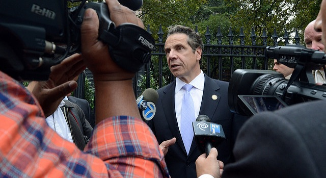Cuomo issues cease and desist letter to ICE