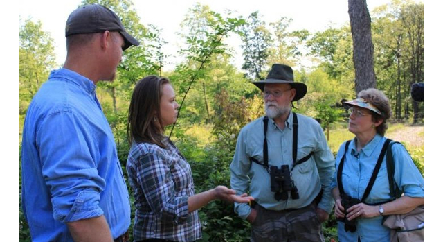 Outreach vital to conservation program success