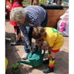Whether your garden sprawls across an acre or fits into a pot on your balcony, you are invited to gather ideas at theUW Family Gardening Dayon Saturday, May 5, on the University of Wisconsin–Madison campus. (Courtesy of UW-Extension)