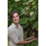 Amaya Atucha is a fruit crop specialist at UW-Extension. (Photo courtesy of UW-Madison CALS)