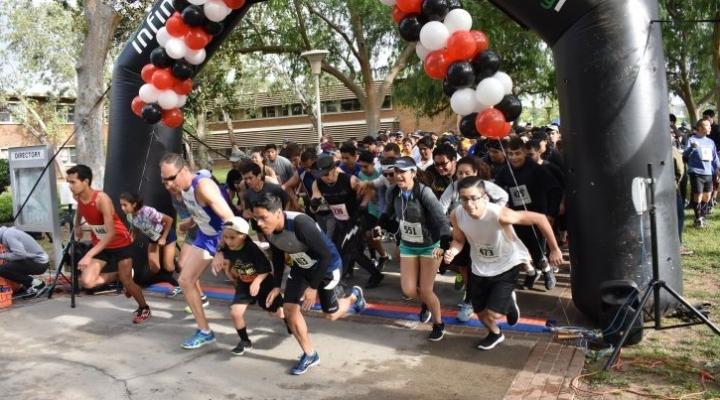 Walk, run or cheer at the César Chávez 5K